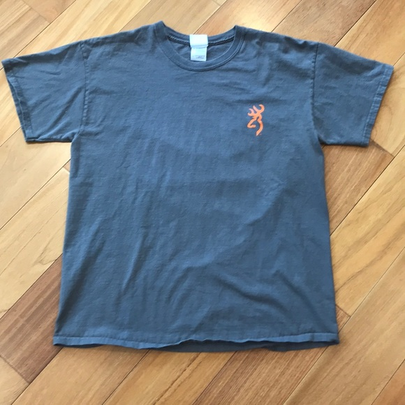 Browning Other - 3/$18 bundle and save. Browning T-shirt